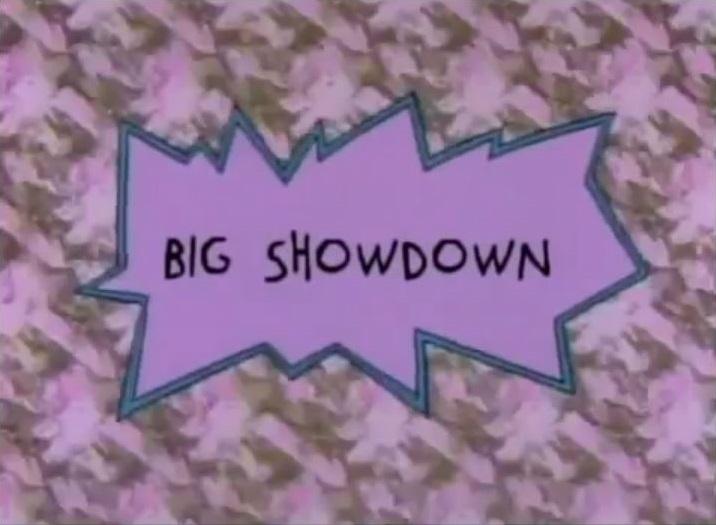 Big Showdown