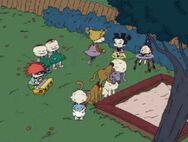 Rugrats - Bow Wow Wedding Vows 223