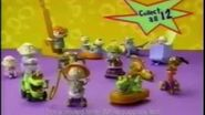 Burger King Rugrats The Movie Tie-In Ad 3 (1998)