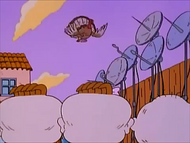 Rugrats - The Turkey Who Came to Dinner 570
