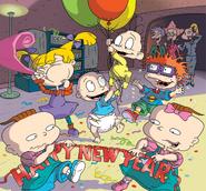 Happy New Year Rugrats 2018