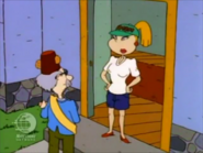 Rugrats - Angelica Nose Best 193