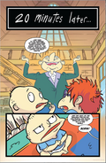 Rugrats C is for Chanukah Comic 4
