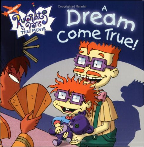 Chas Finster/Gallery/Rugrats in Paris: A Dream Come True!