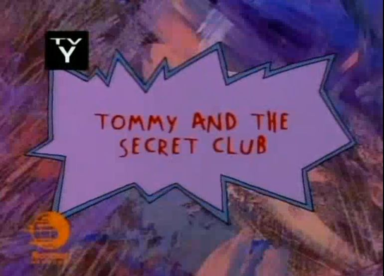 Tommy and the Secret Club