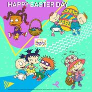 Nickelodeon Rugrats Easter 2019