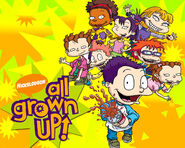 All Grown Up! Characters