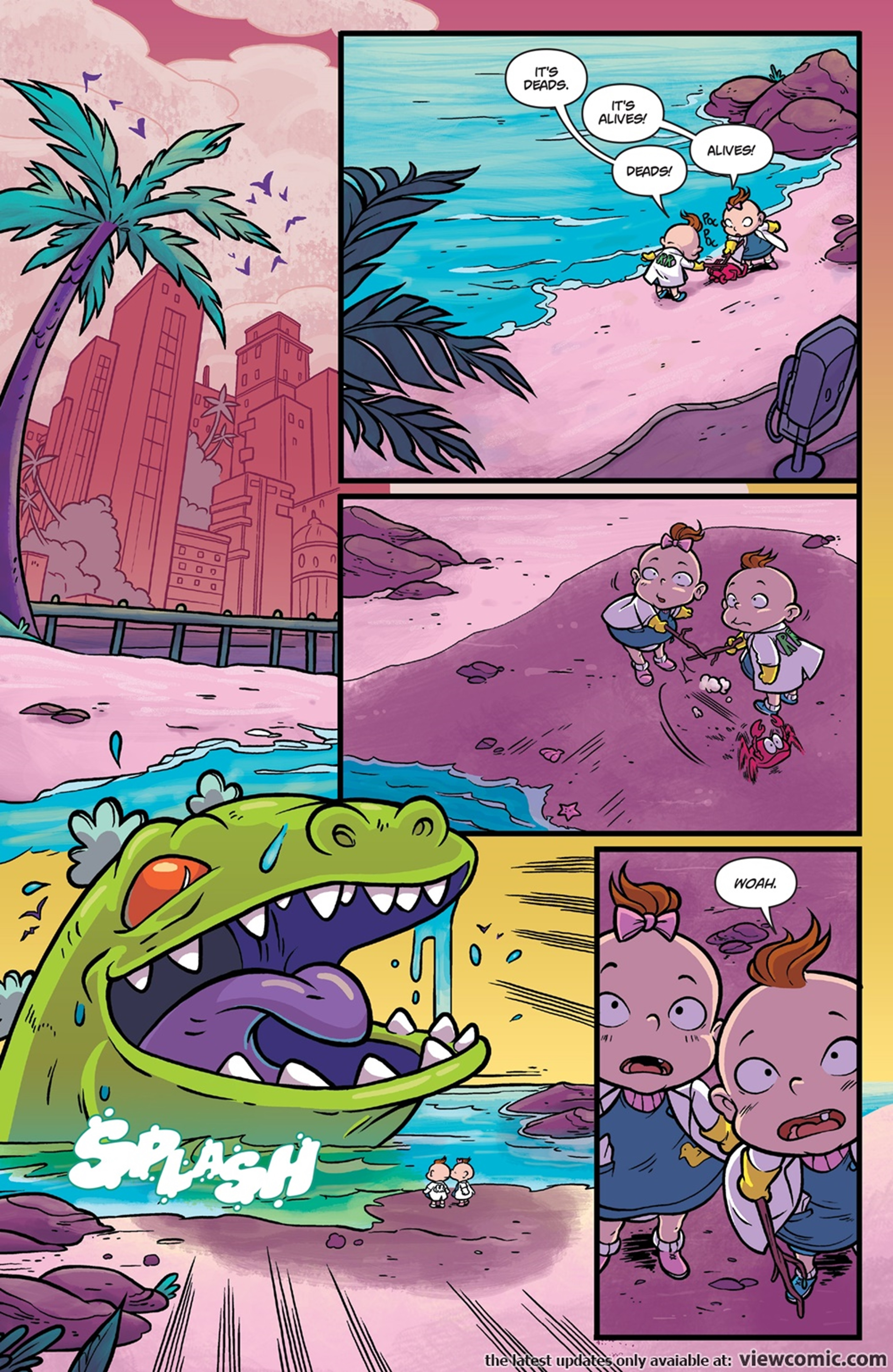Rugrats R is for Reptar 2018 Boom Comic 35.jpg