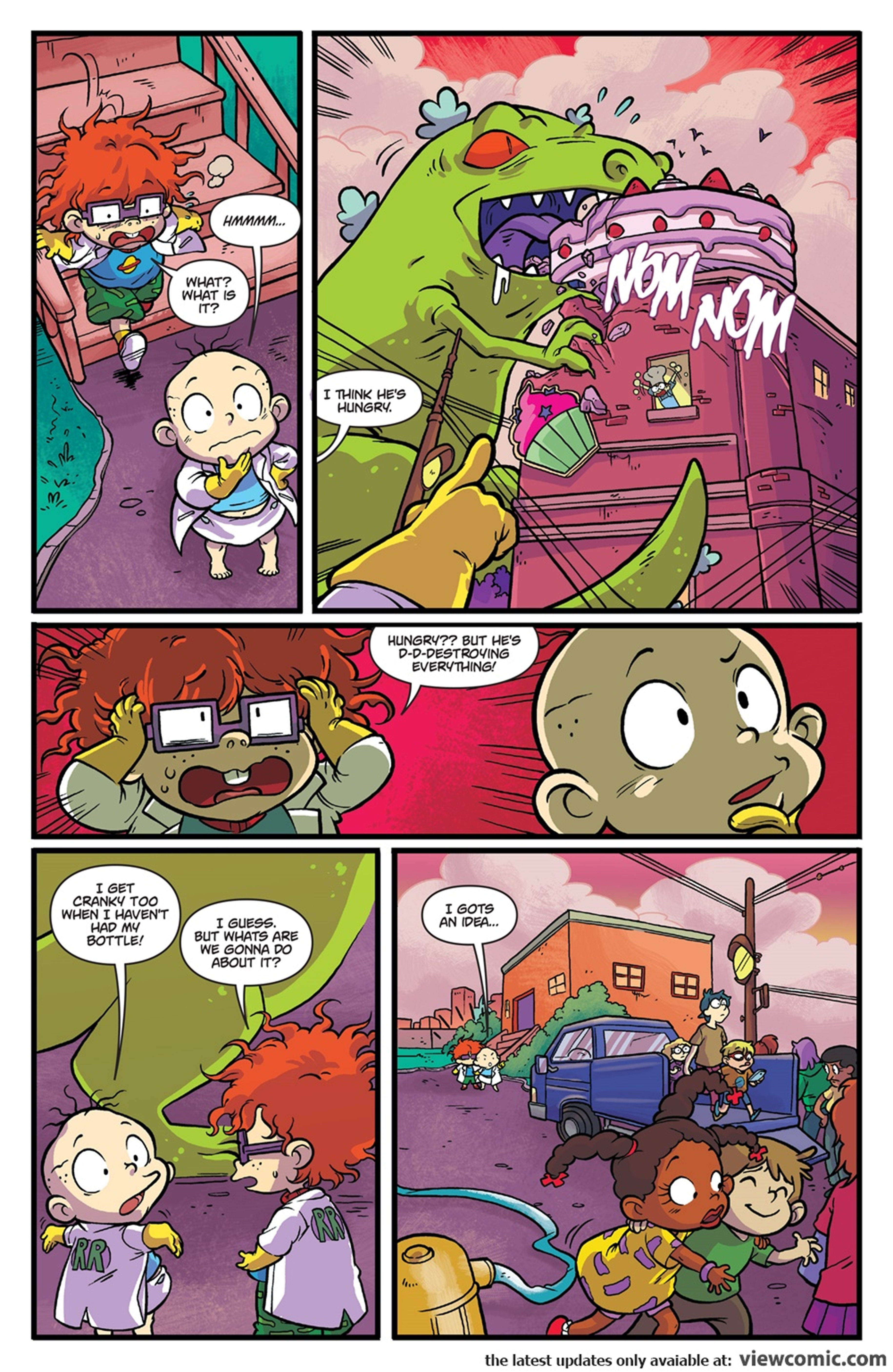 Rugrats R is for Reptar 2018 Boom Comic 38.jpg