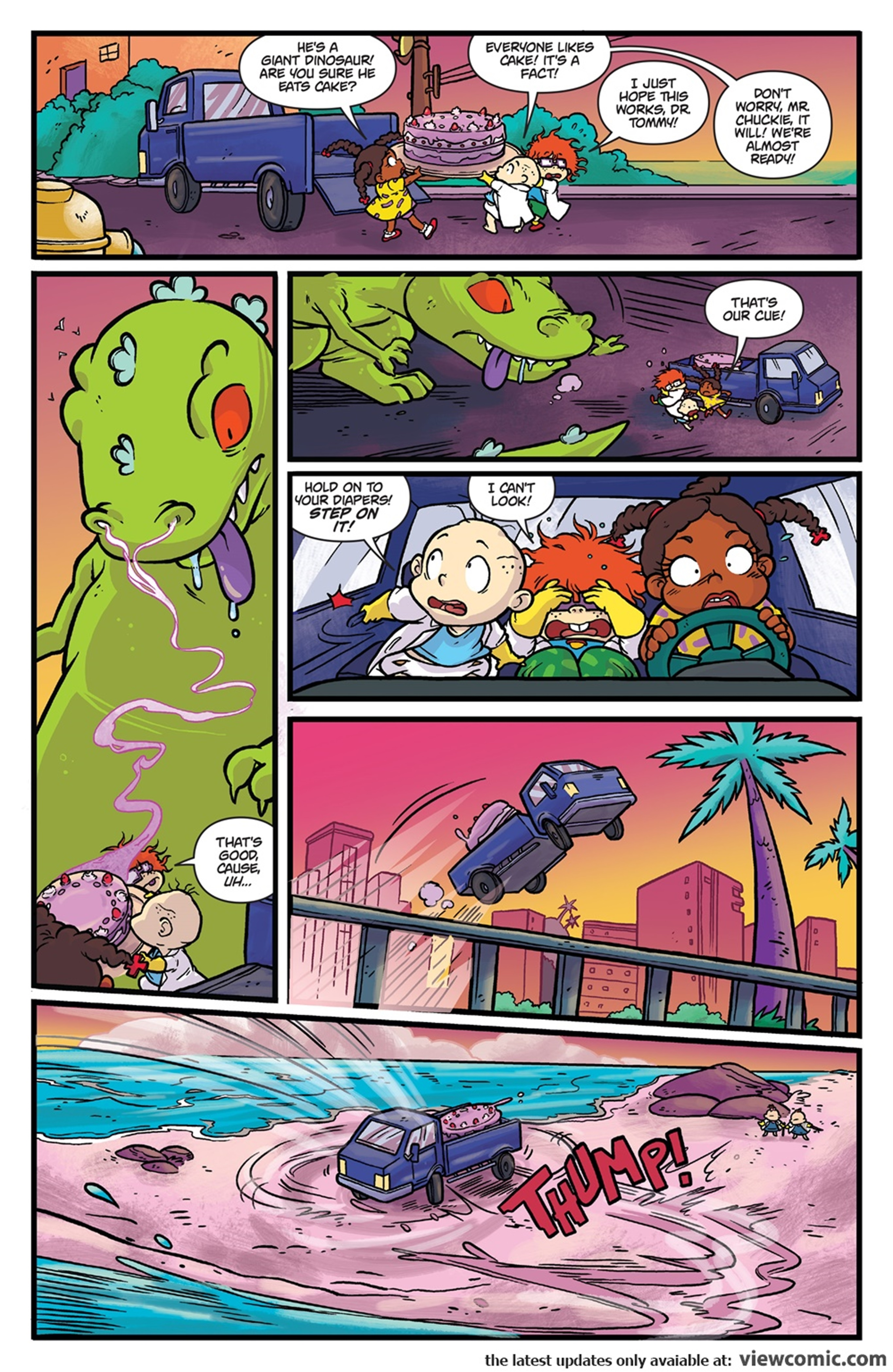 Rugrats R is for Reptar 2018 Boom Comic 39.jpg