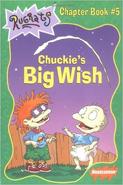 Chuckie's Big Wish Cover