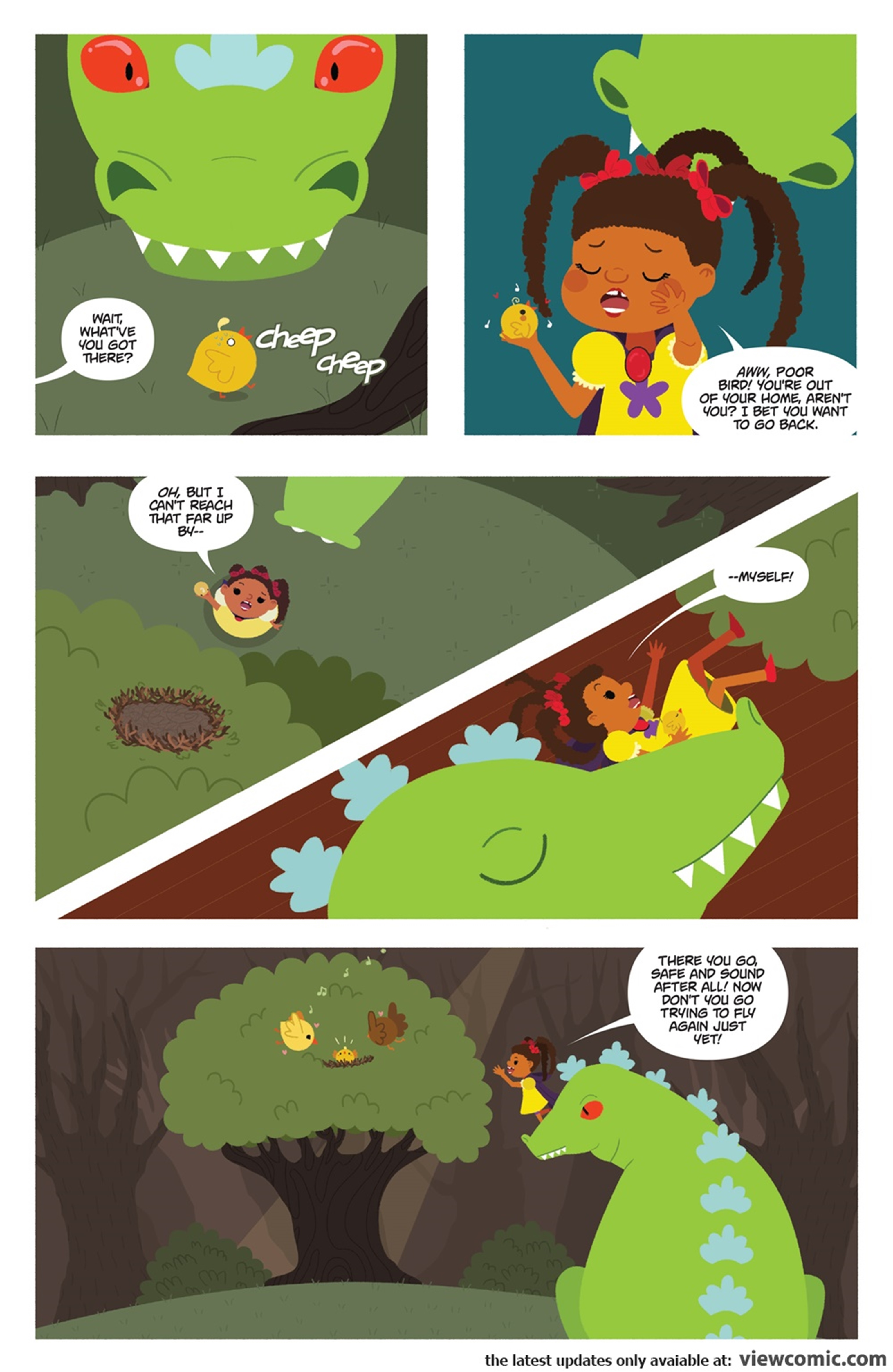 Rugrats R is for Reptar 2018 Boom Comic 30.jpg