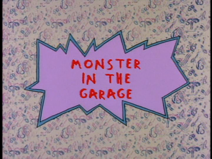 Monster in the Garage