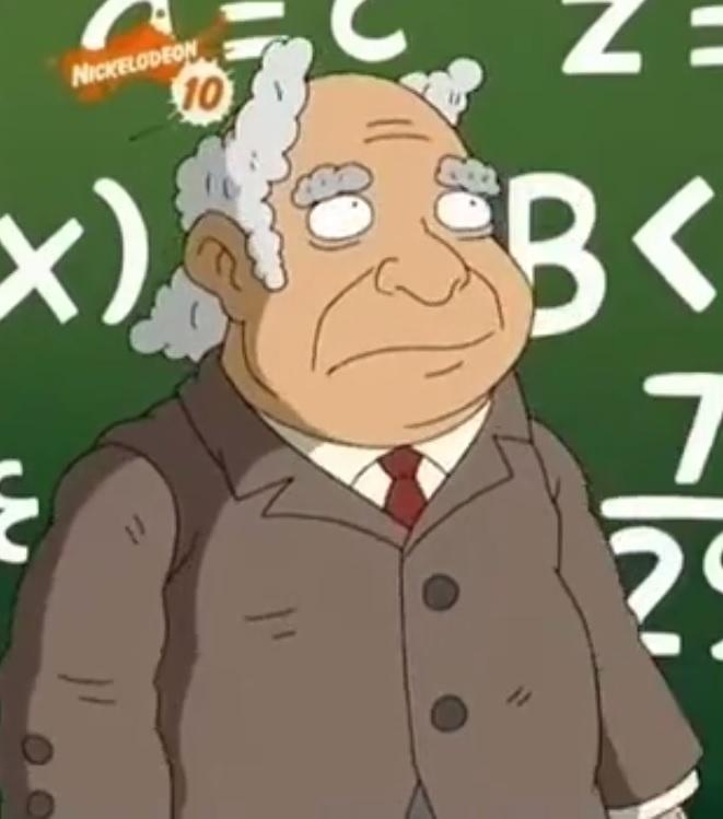 Mr. Marsh