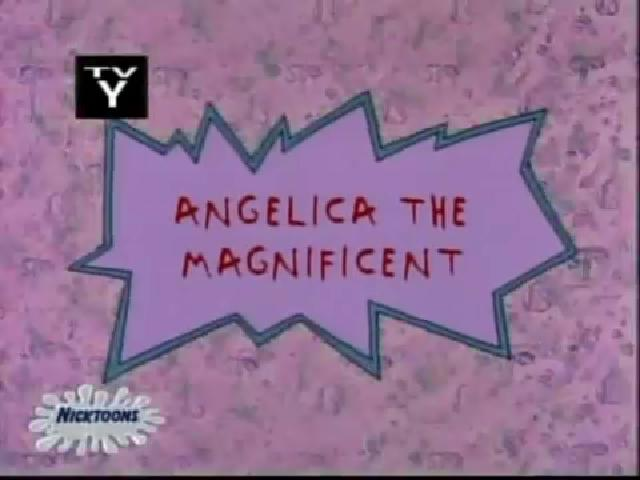 Angelica the Magnificent
