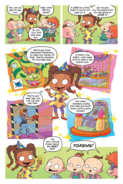 Rugrats The Last Token Comic Strip (5)