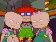 Rugrats - Angelica Nose Best 308