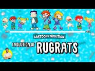 Evolution of RUGRATS - 30 Years Explained - CARTOON EVOLUTION