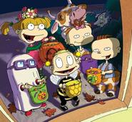 Halloween Rugrats 2018