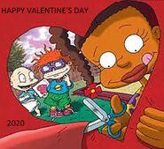 Nickelodeon's Rugrats Happy Valentine's Day 2020