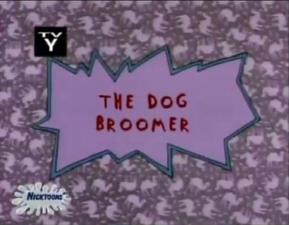 The Dog Broomer