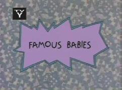 Famous Babies