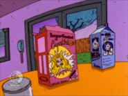 Rugrats - Angelica Nose Best 139