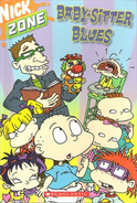 Baby-Sitter Blues Book