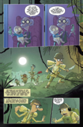 Rugrats Building Blocks R is the Reptar Comic 2
