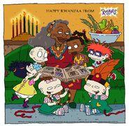 Happy Kwanzaa Day Rugrats 2018