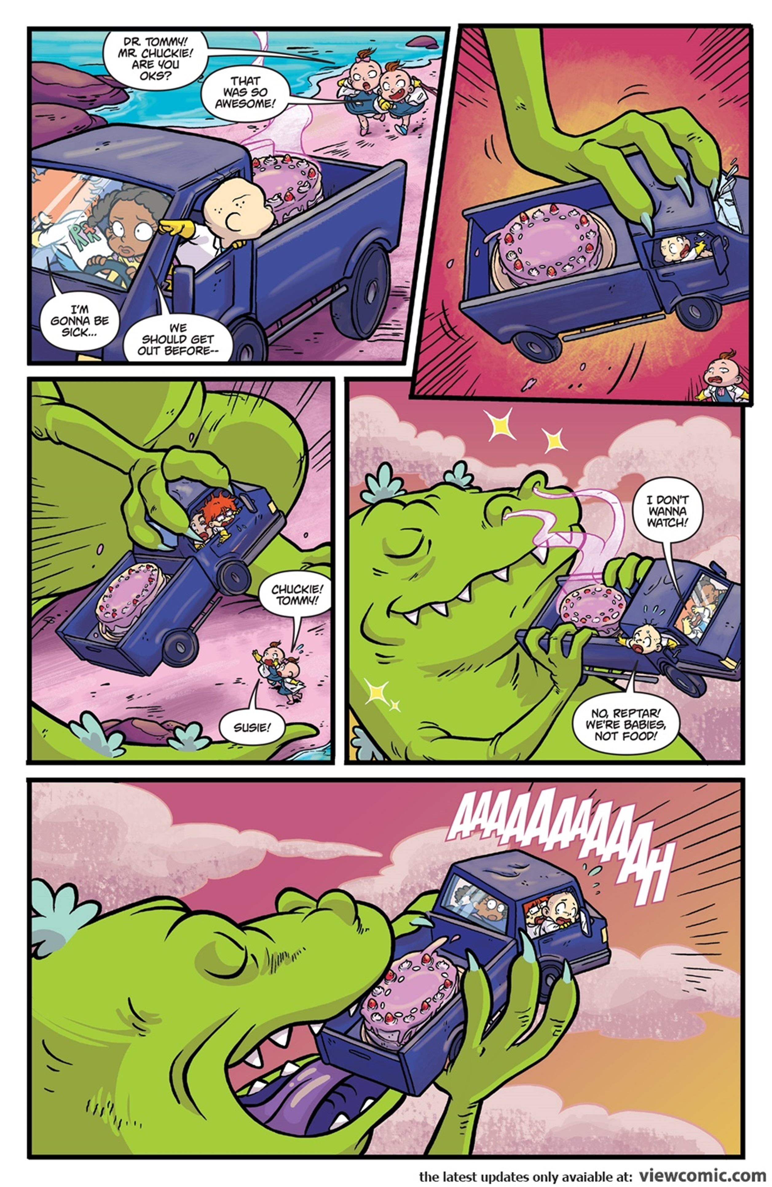 Rugrats R is for Reptar 2018 Boom Comic 40.jpg