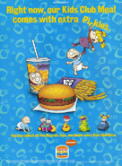Rugrats Burger King