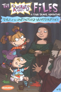 The Tale of the Unfinished Masterpiece Cover
