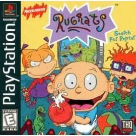 Rugrats: Search for Reptar