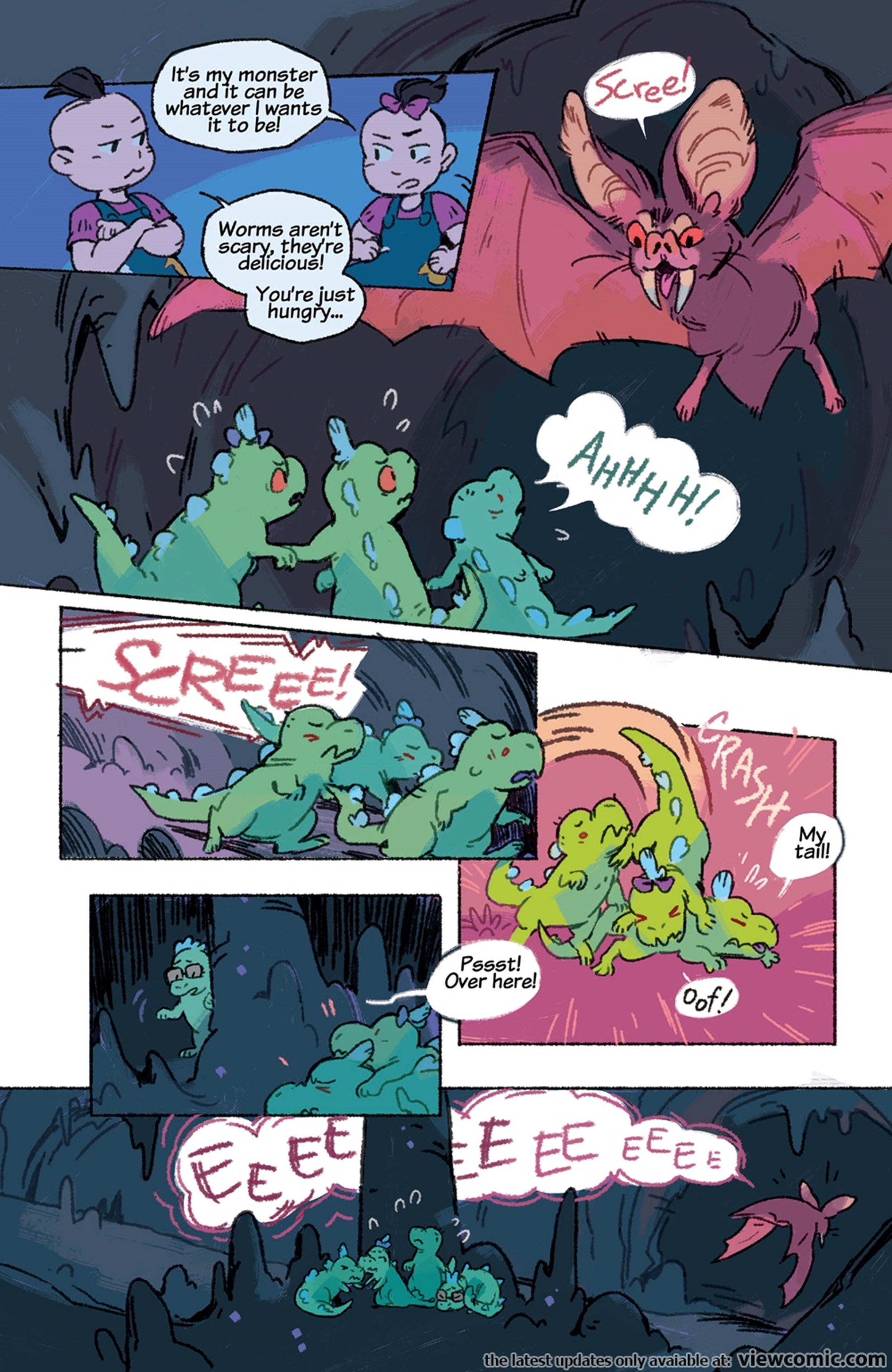 Rugrats R is for Reptar 2018 Boom Comic 14.jpg