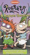 Rugrats vacation vhs