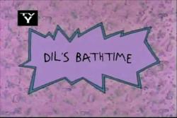 Dil's Bathtime Title Card.png