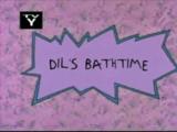 Dil's Bathtime