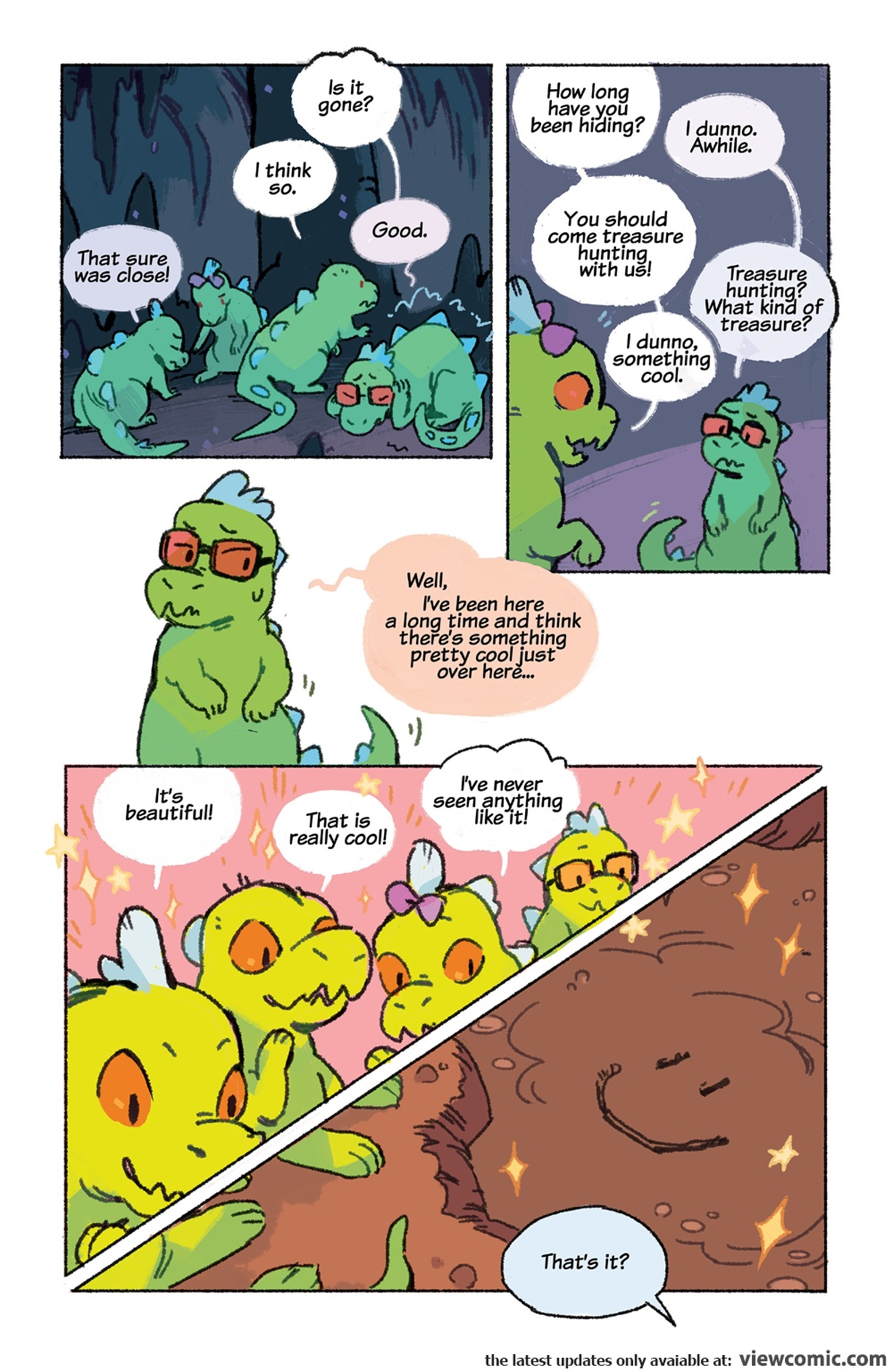 Rugrats R is for Reptar 2018 Boom Comic 15.jpg