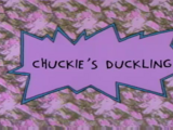 Chuckie's Duckling