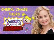 Voice Actress Cheryl Chase Talks Angelica Pickles, Rugrats REBOOT, and her NEW BOOK!!! (4-13-21)