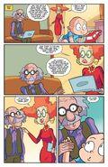 Rugrats 5 Boom Comic 16