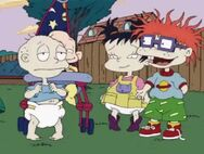 Rugrats - Bow Wow Wedding Vows 167