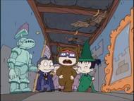 Curse of the Werewuff - Rugrats 440