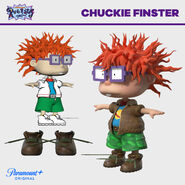 Chuckie Second Time Around model