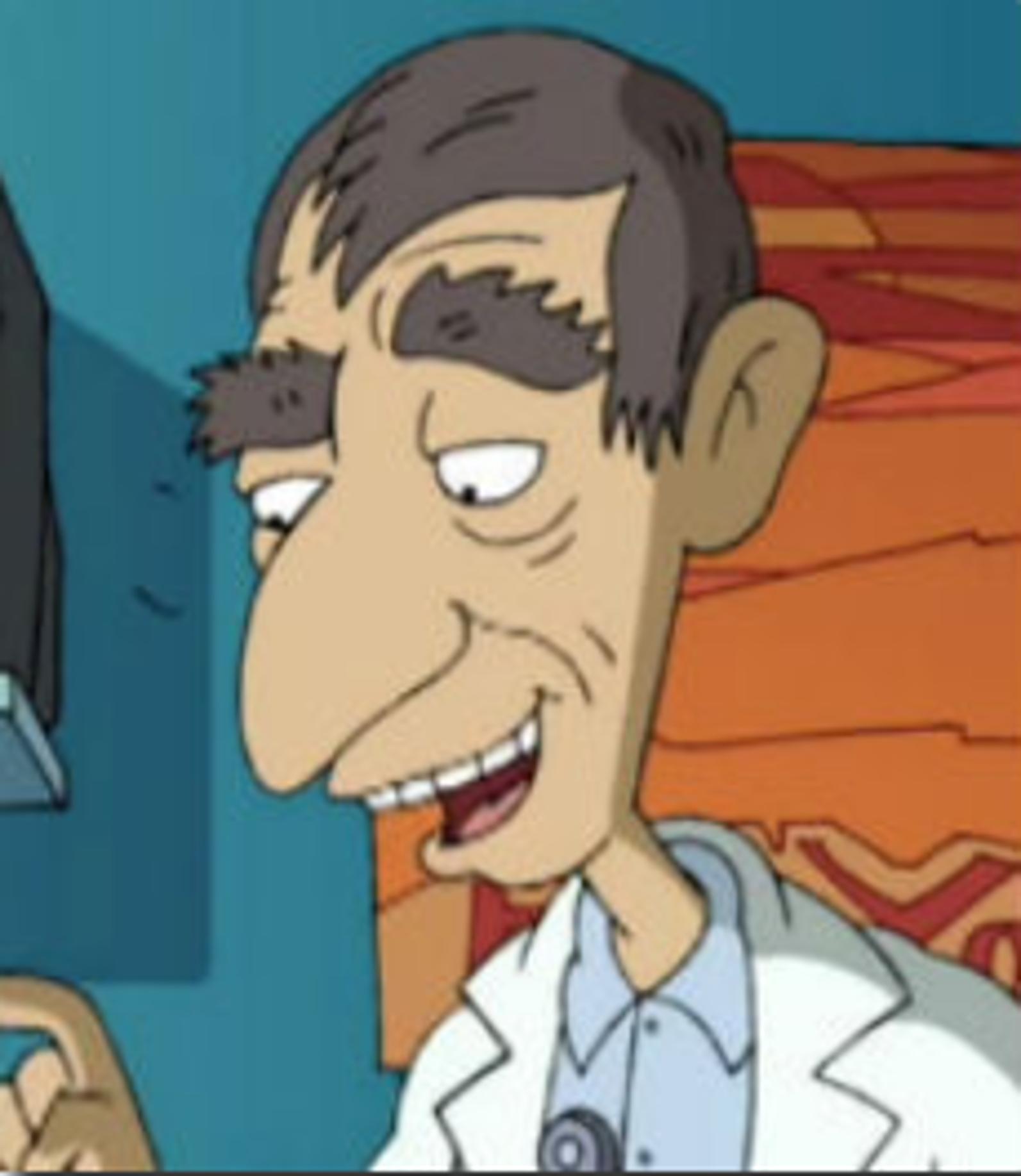 Dr. Schleprizzi