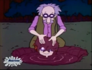 Rugrats - Chuckie Gets Skunked 86