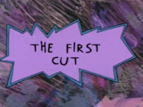 The First Cut