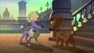 All Spike's(and Fifi's) scenes in Rugrats in Paris