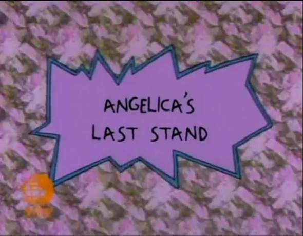 Angelica's Last Stand